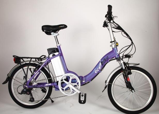 Электровелосипед ECOBIKE Swan
