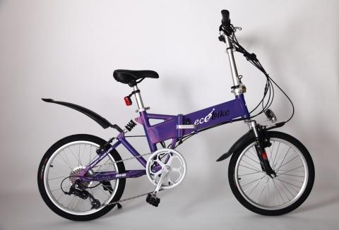 Электровелосипед ECOBIKE Tomahawk