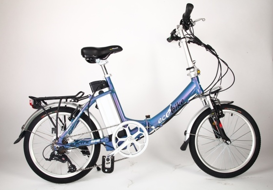 Электровелосипед ECOBIKE Urban Warrior